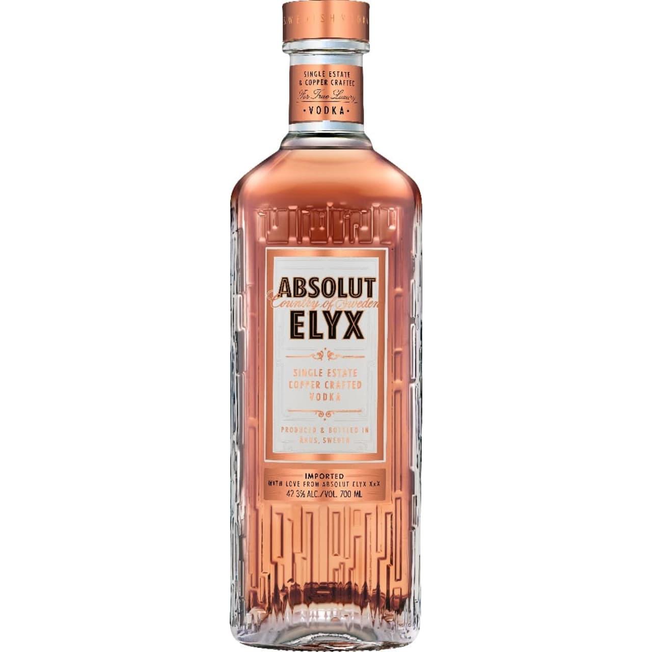 Product Image - Absolut Elyx Vodka