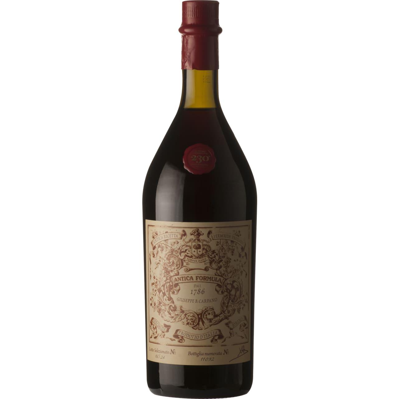 Product Image - Antica Formula Carpano Vermouth
