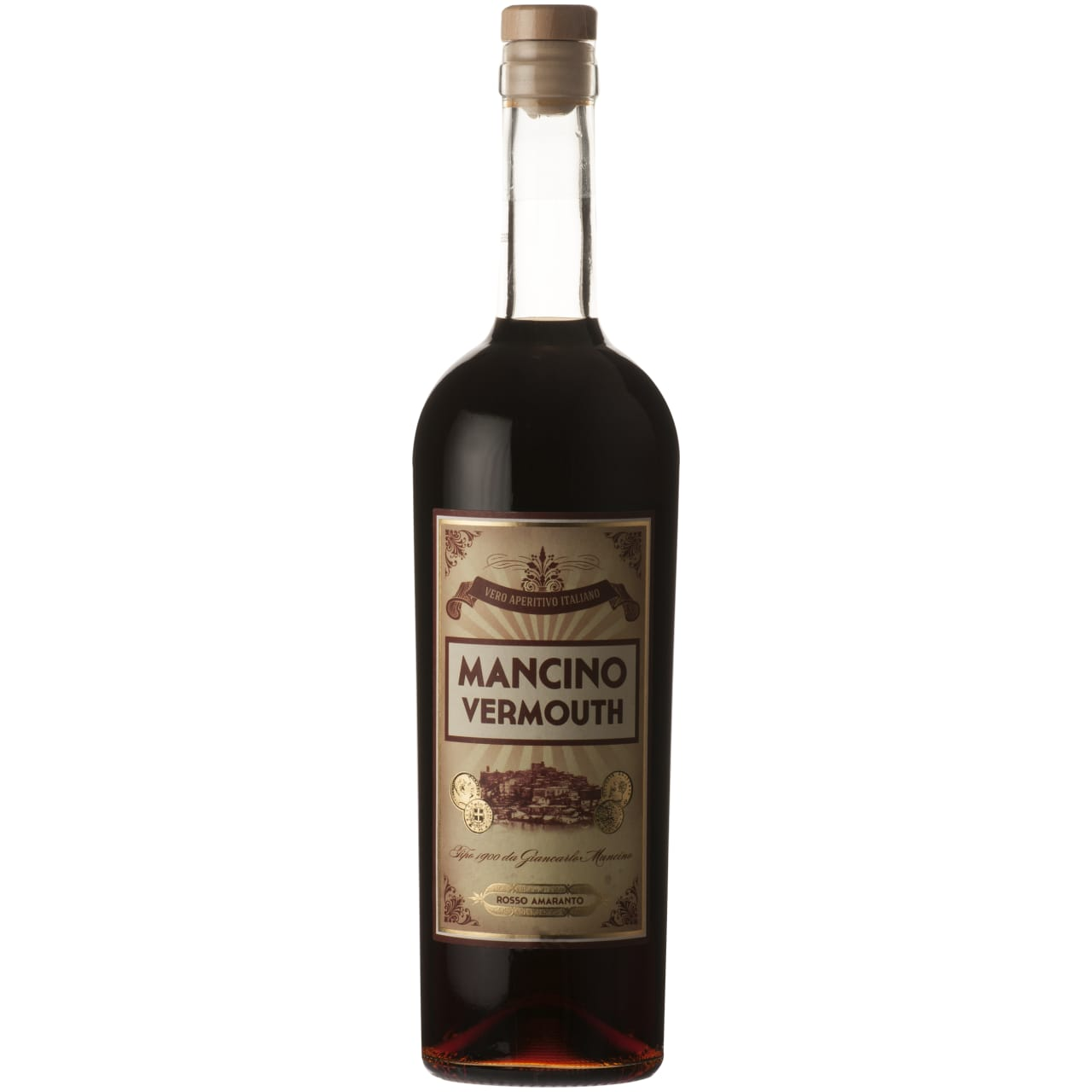 Product Image - Mancino Rosso Amaranto