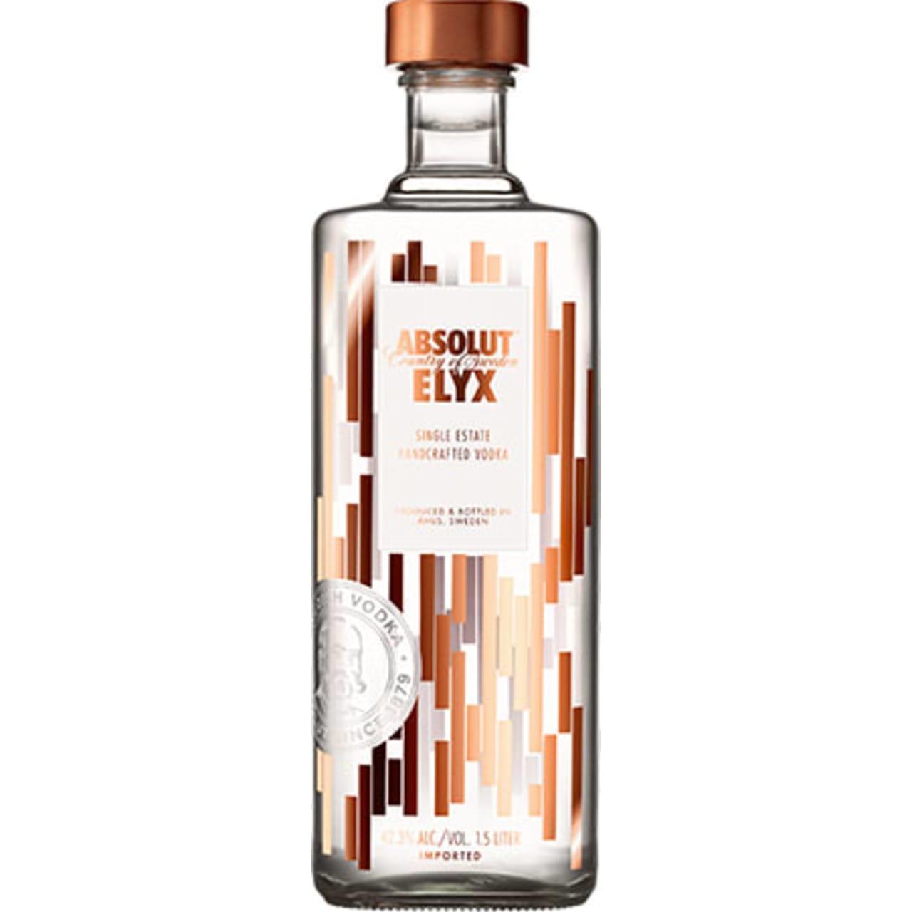 Product Image - Absolut Elyx Vodka Magnum
