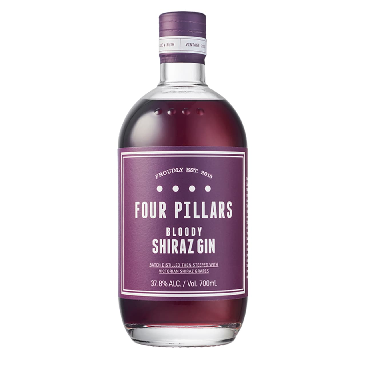 Product Image - Four Pillars Bloody Shiraz Gin 2018