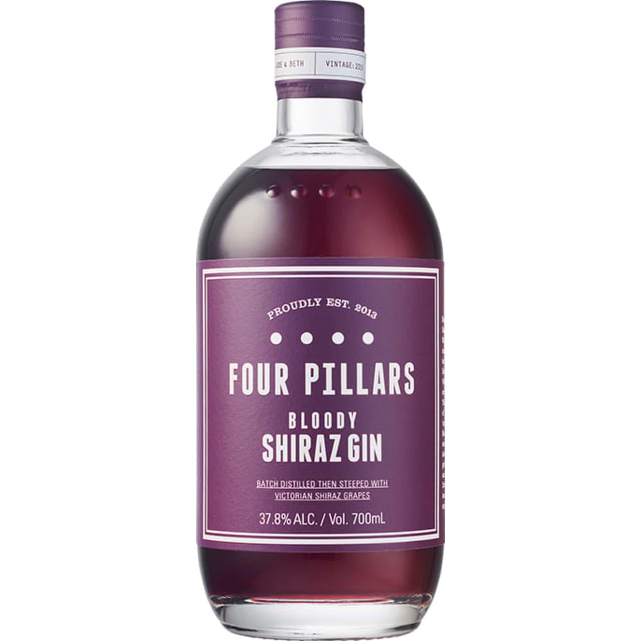 Product Image - Four Pillars Bloody Shiraz Gin 2018
