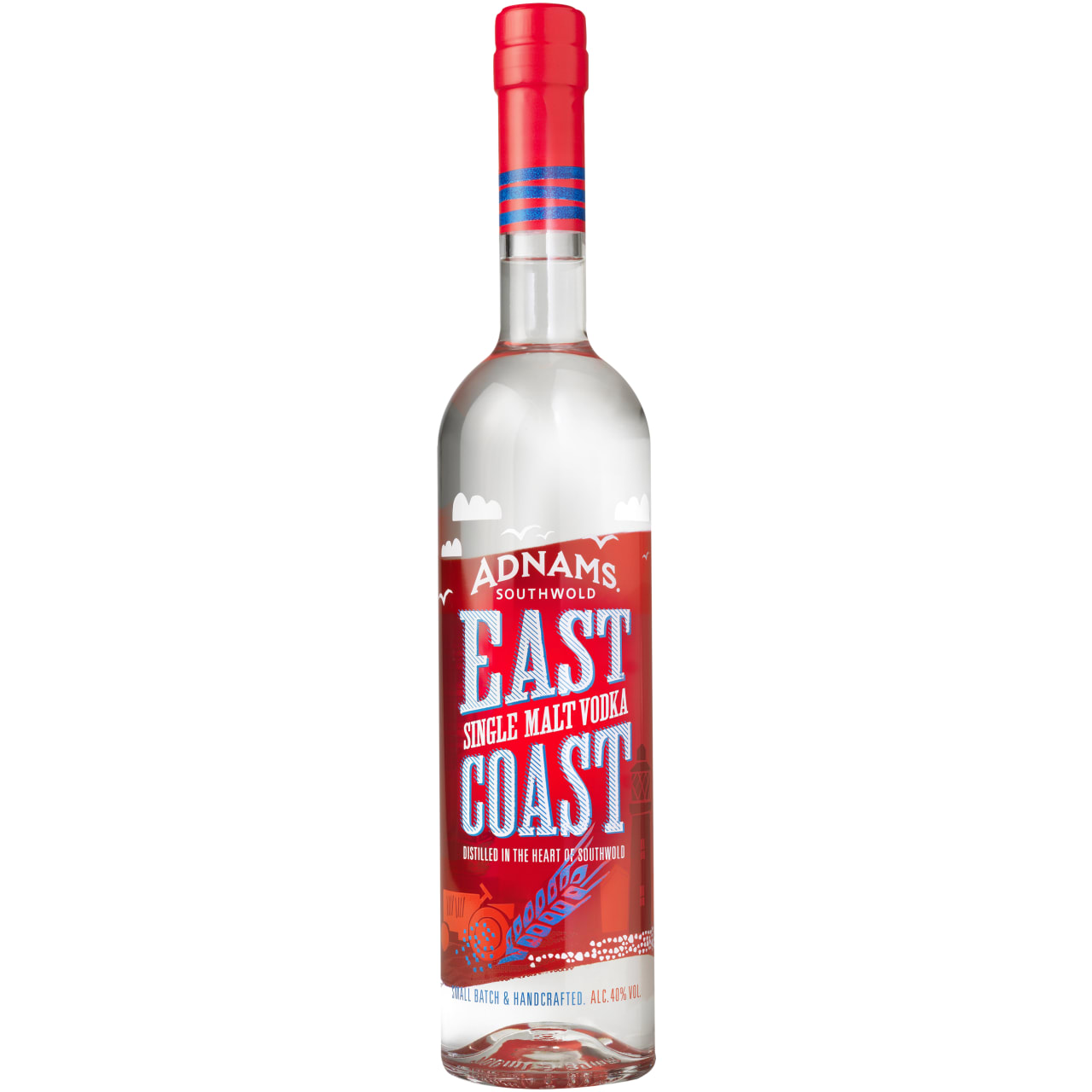 Product Image - Adnams East Coast Barley Vodka