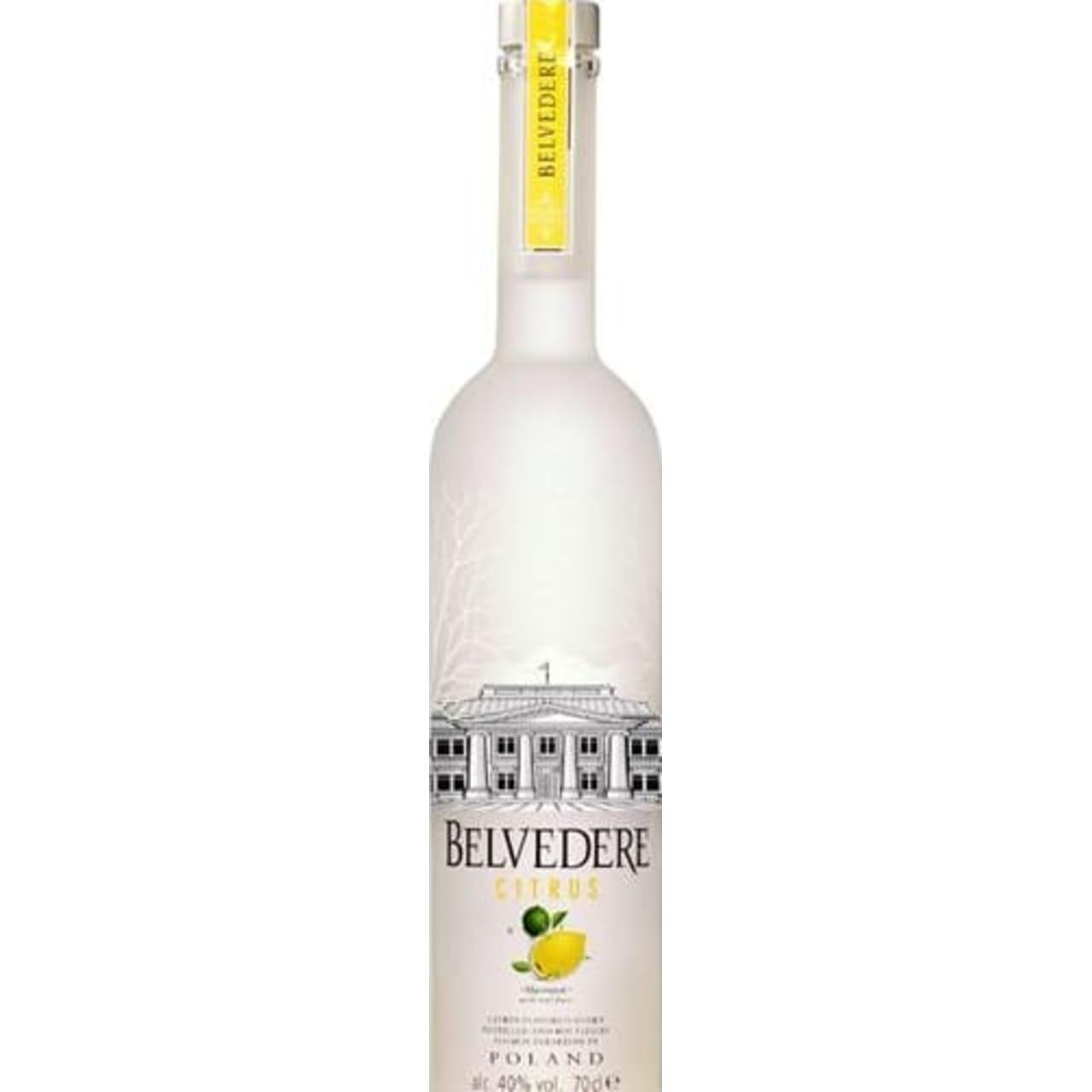 Product Image - Belvedere Citrus Vodka