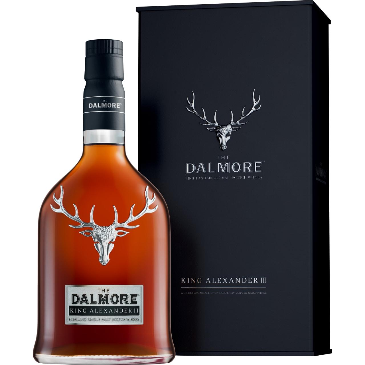 Product Image - Dalmore King Alexander III Single Malt