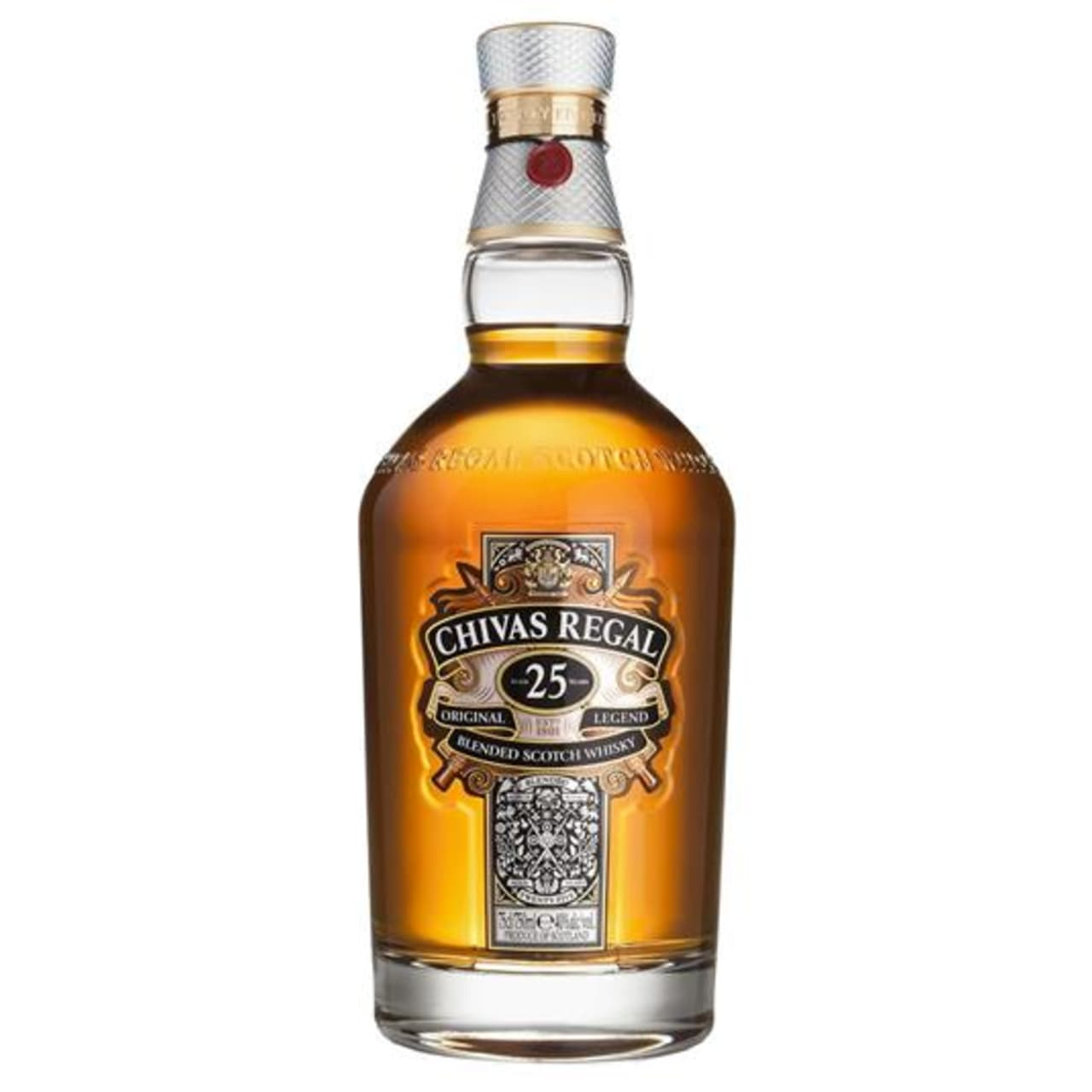 Product Image - Chivas Regal 25yo Scotch Whisky