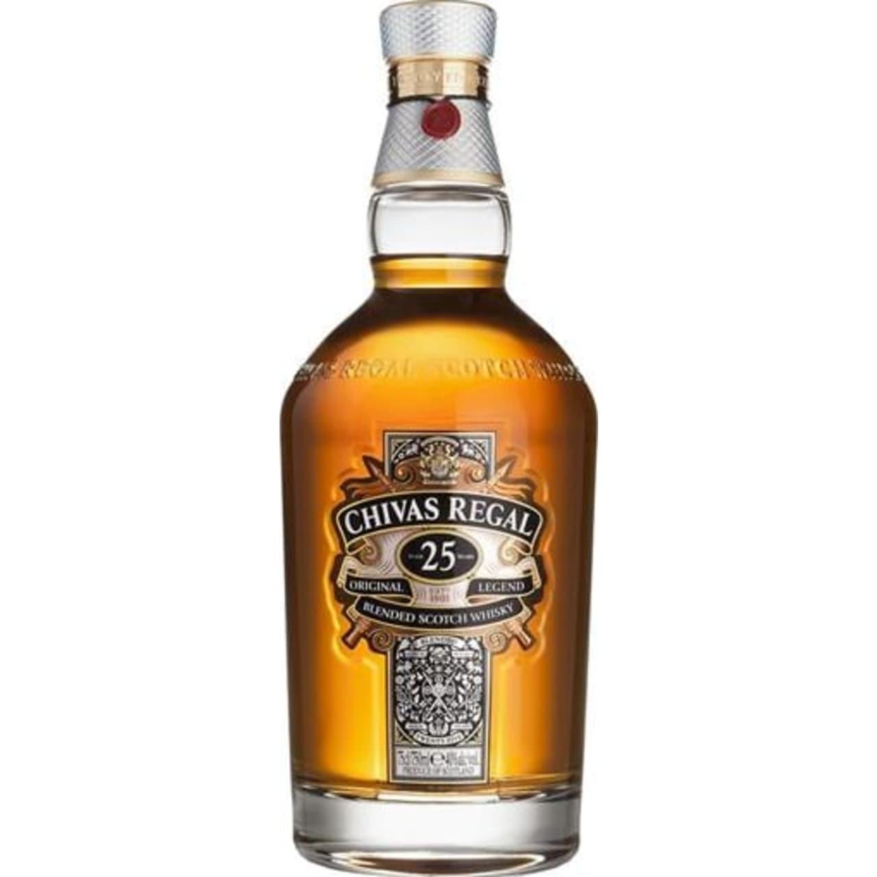 Product Image - Chivas Regal 25yo Scotch Whisky