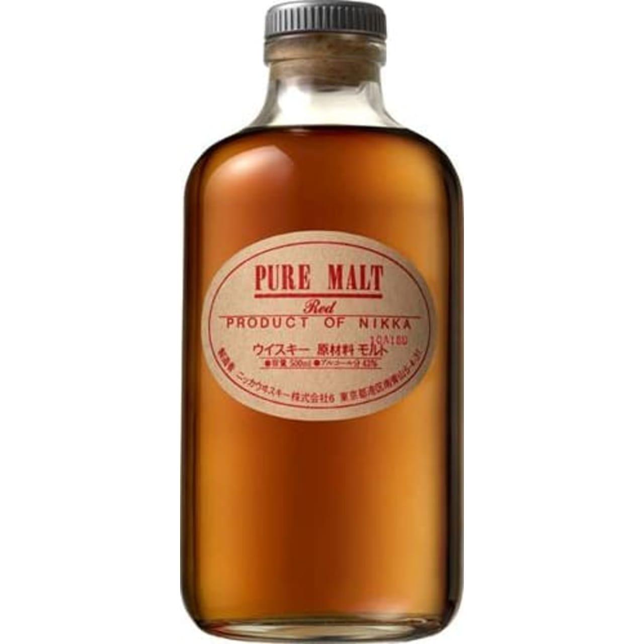 Product Image - Nikka Pure Malt Red Whisky