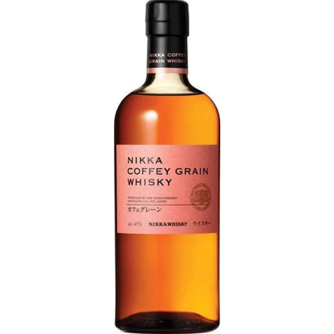 Product Image - Nikka Coffey Grain Whisky