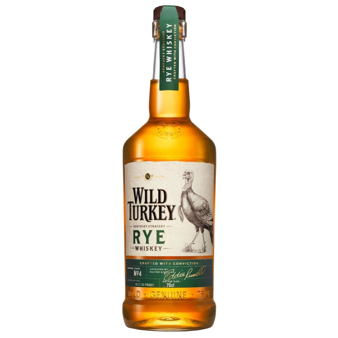 Product Image - Wild Turkey Straight Rye