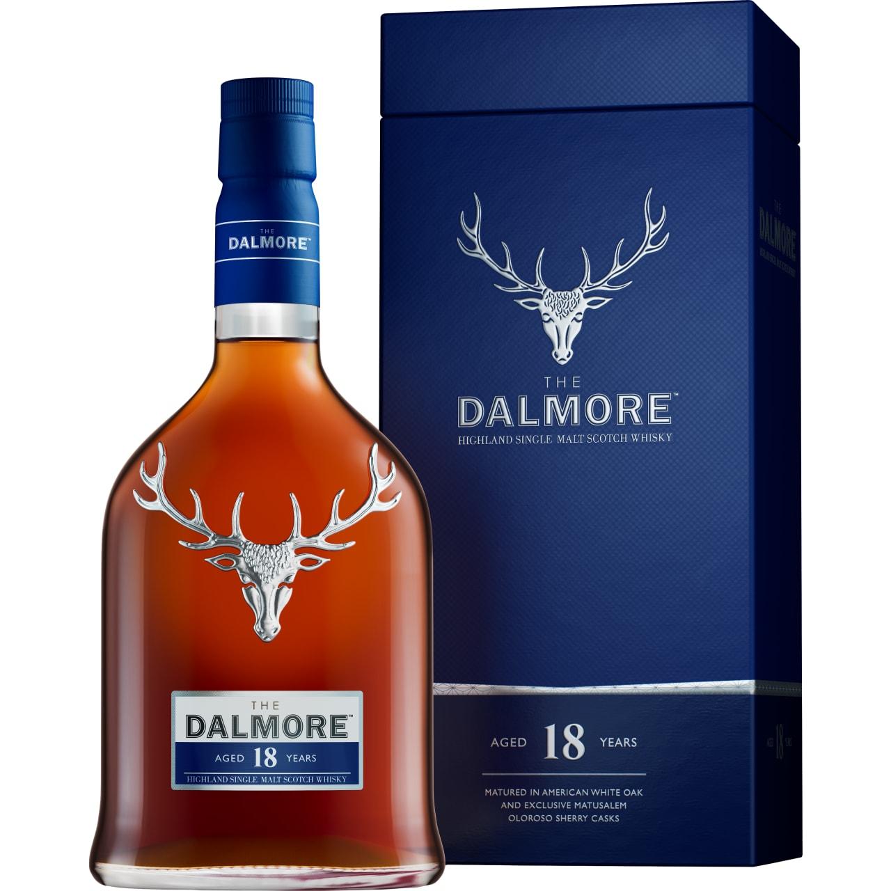Product Image - Dalmore 18yo Single Malt