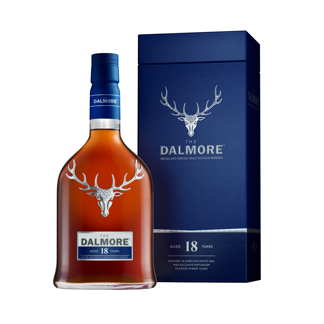 Product Image - Dalmore 18yo Single Malt