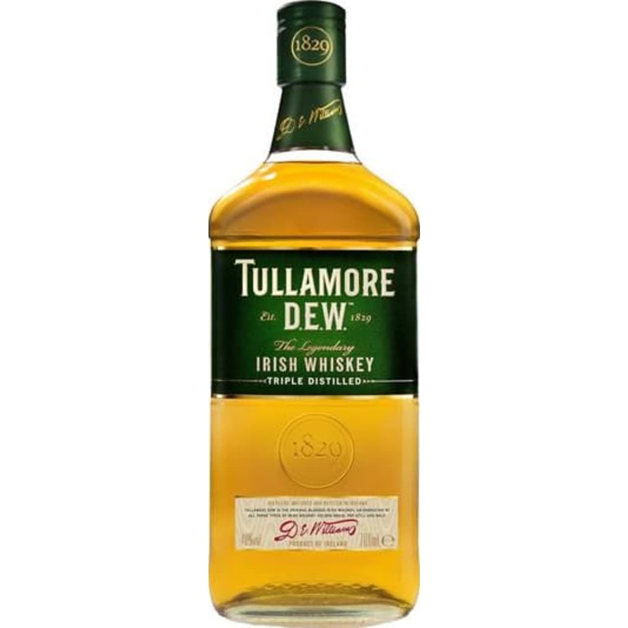 Product Image - Tullamore Dew Irish Whiskey