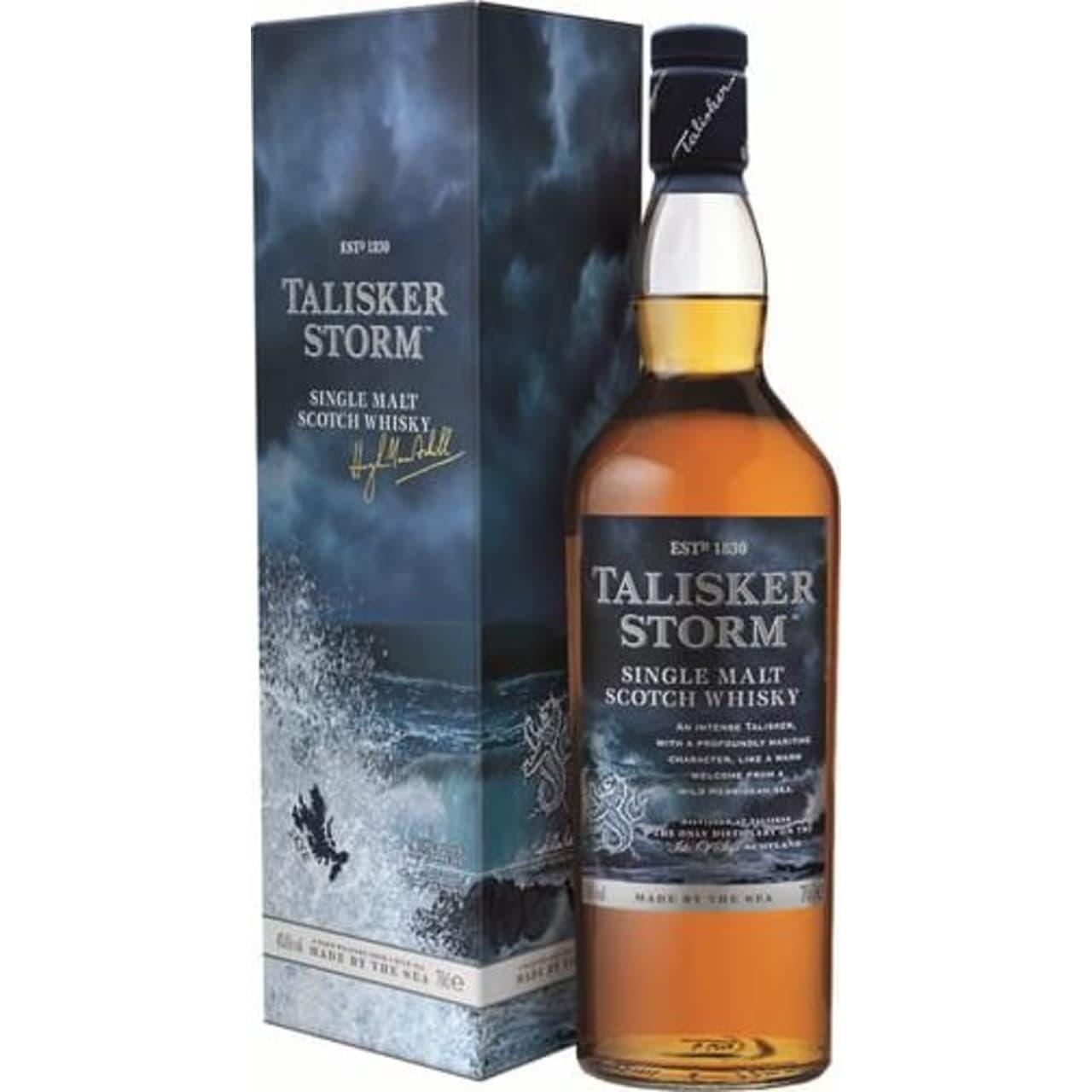 Product Image - Talisker Storm Single Malt