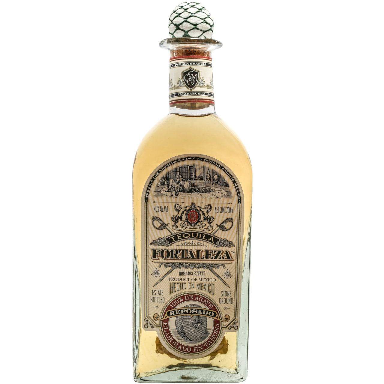 Product Image - Fortaleza Reposado Tequila
