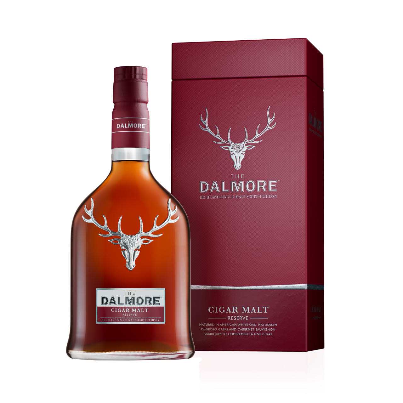 Product Image - Dalmore Cigar Malt Reserve Single Malt
