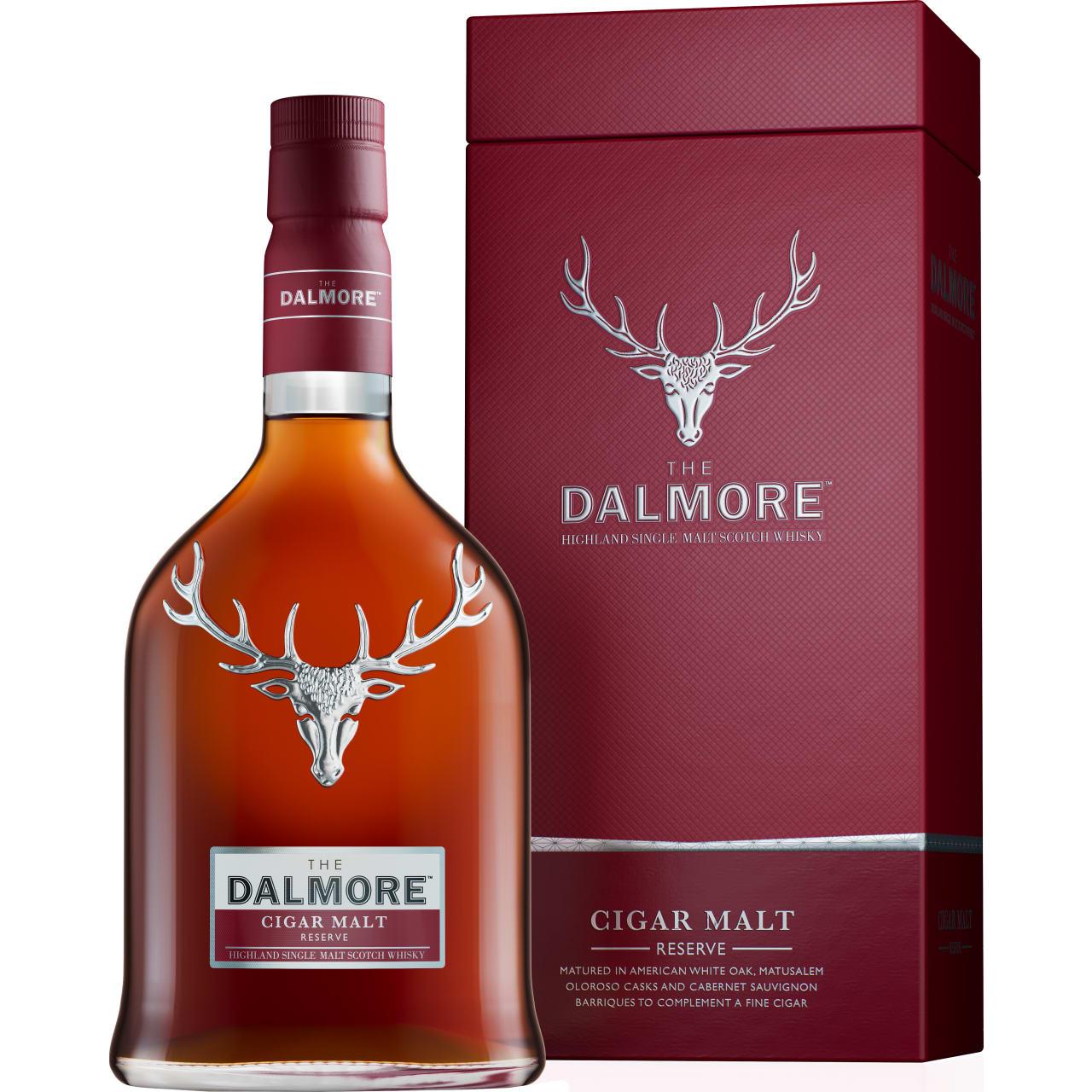Product Image - Dalmore Cigar Malt Reserve Single Malt