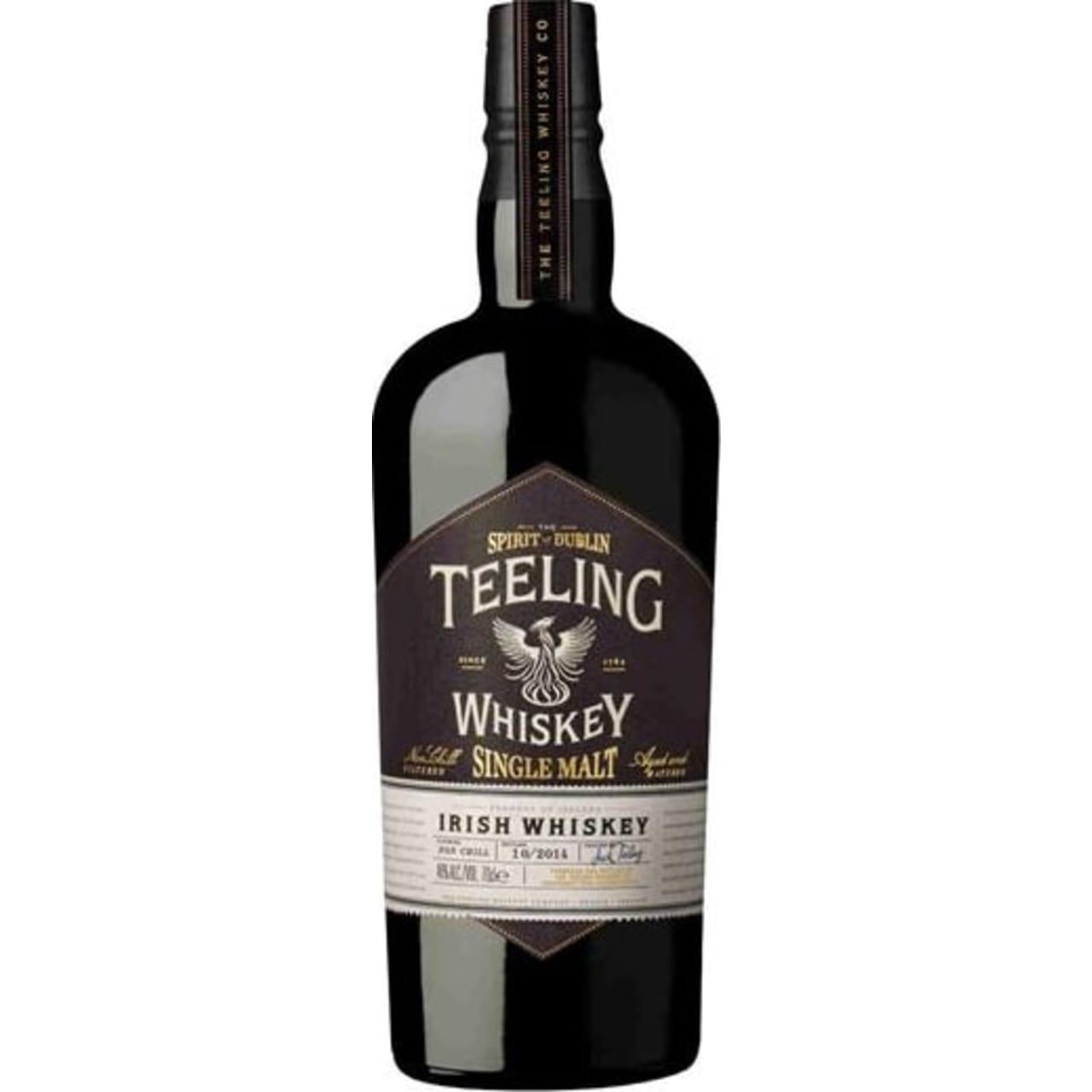 Product Image - Teeling Single Malt Whiskey