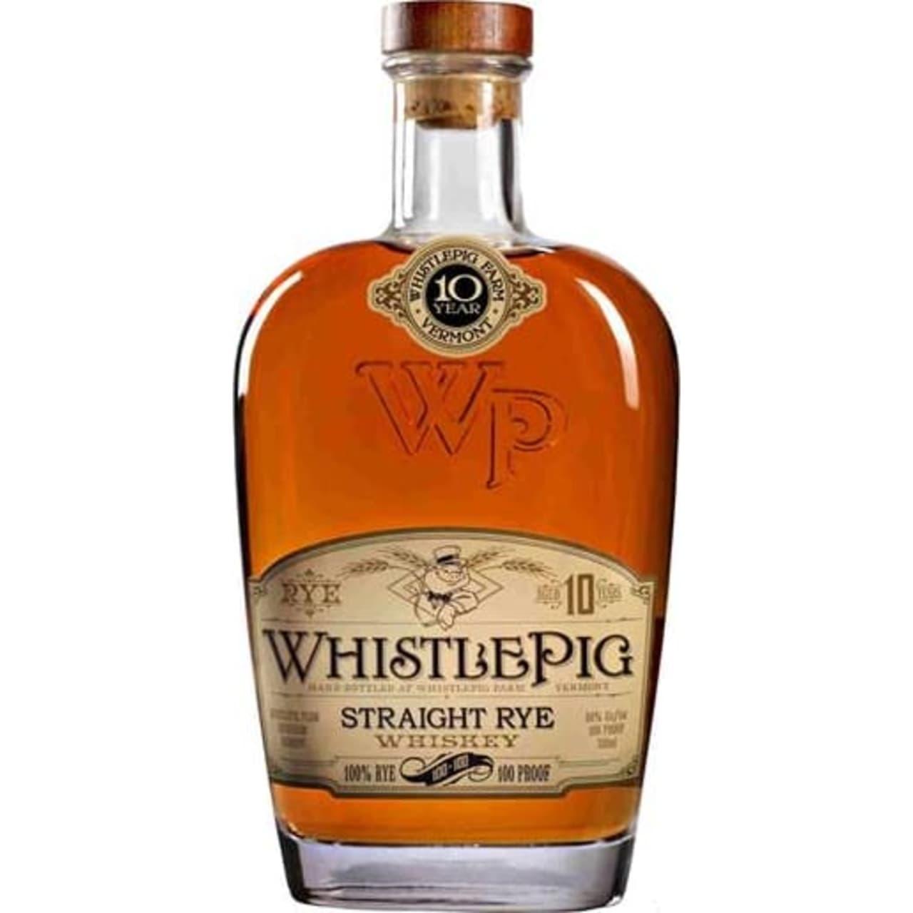 Product Image - WhistlePig 10yo Rye