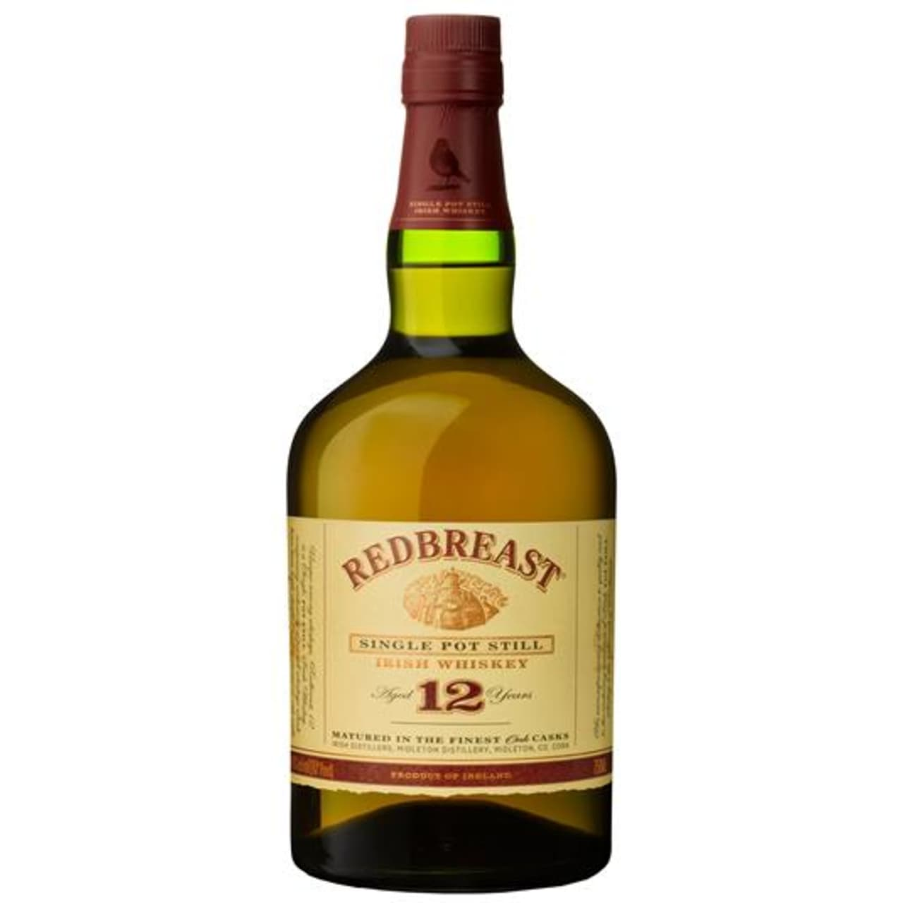 Product Image - Redbreast 12yo Whiskey