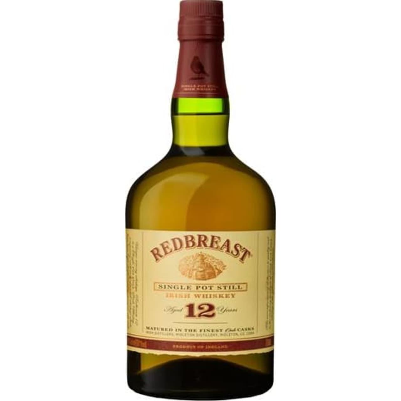 Product Image - Redbreast 12yo Whiskey