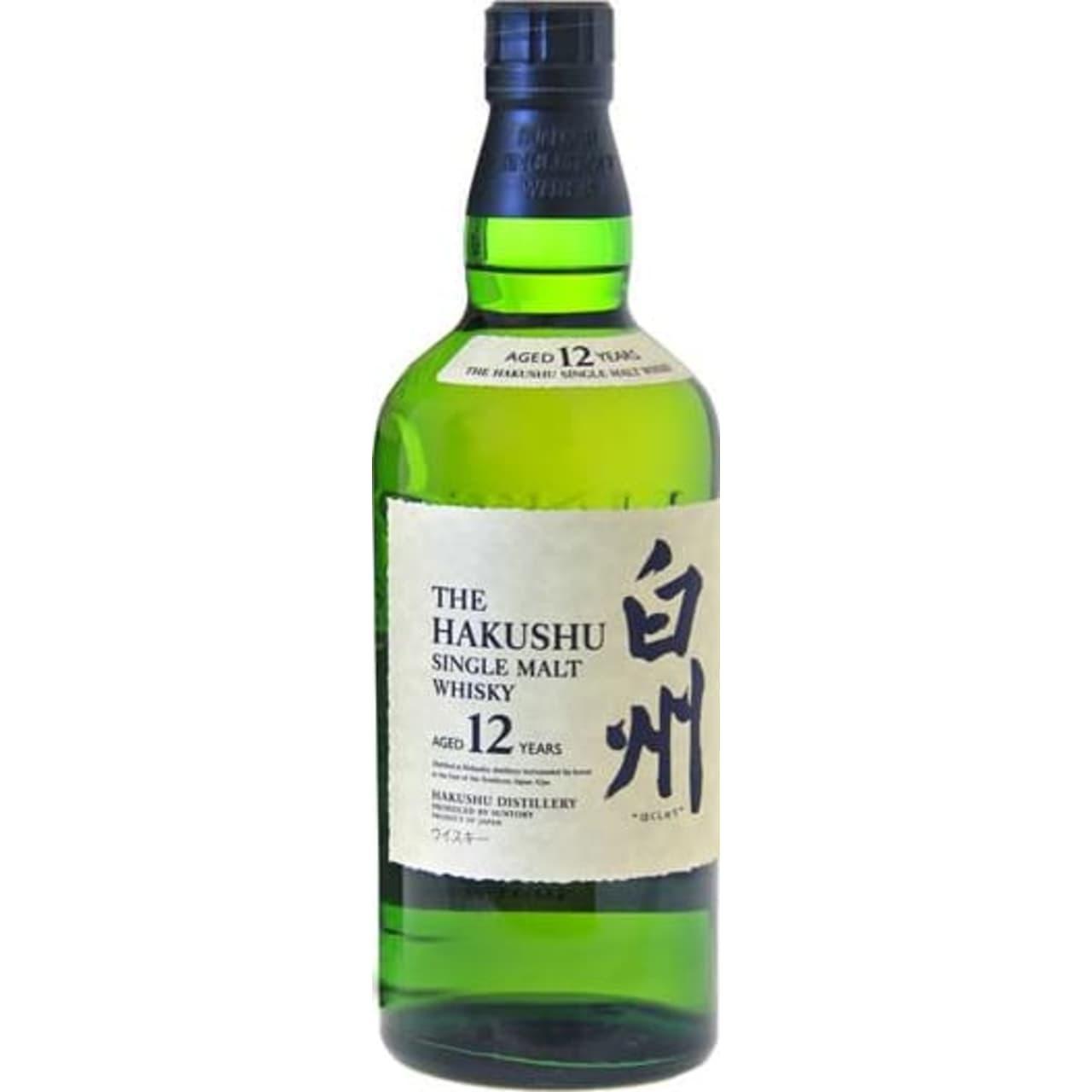 Product Image - Suntory Hakushu 12yo Whisky