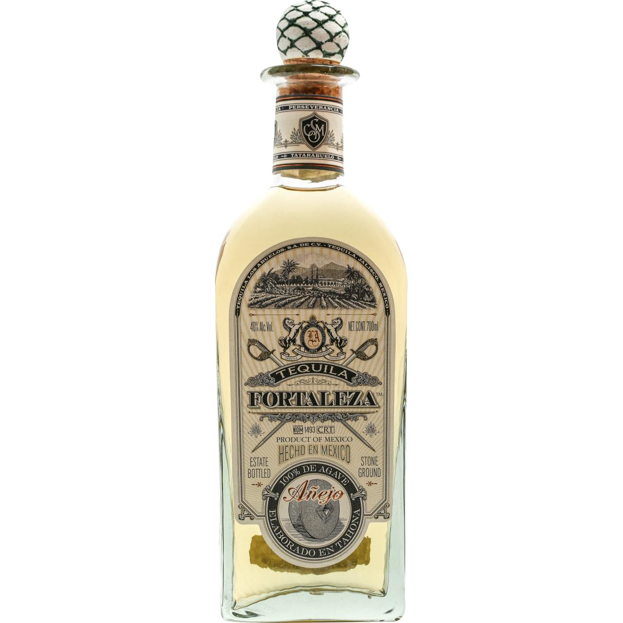 Product Image - Fortaleza Añejo Tequila