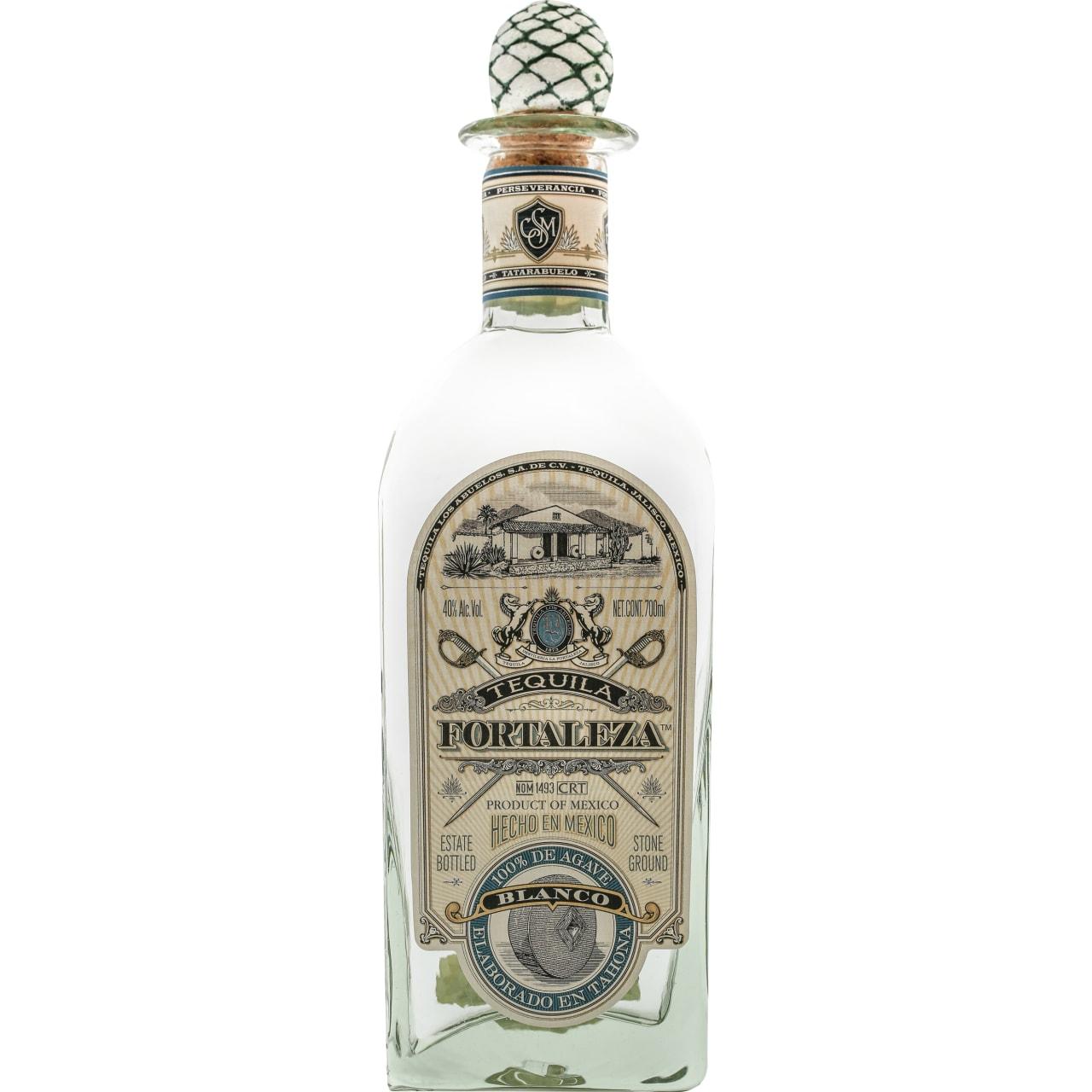 Product Image - Fortaleza Blanco Tequila