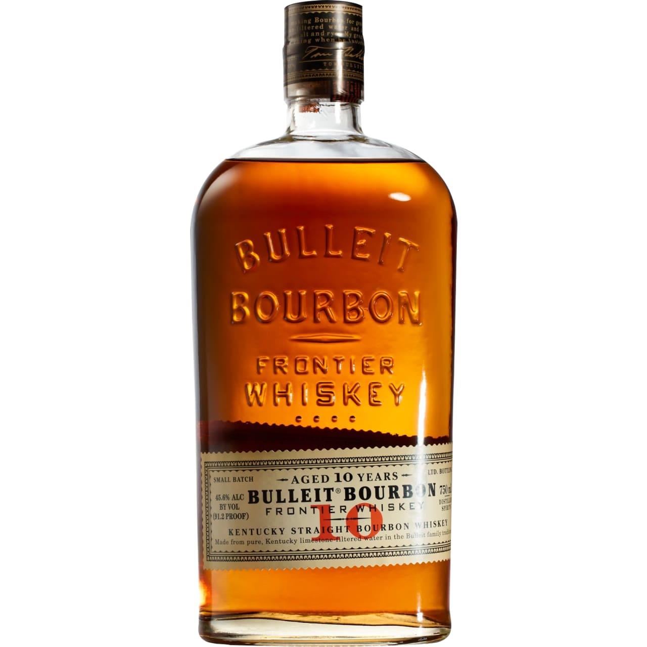 Product Image - Bulleit 10yo Bourbon