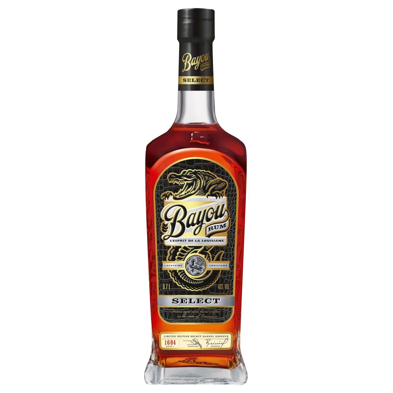 Product Image - Bayou Select Rum