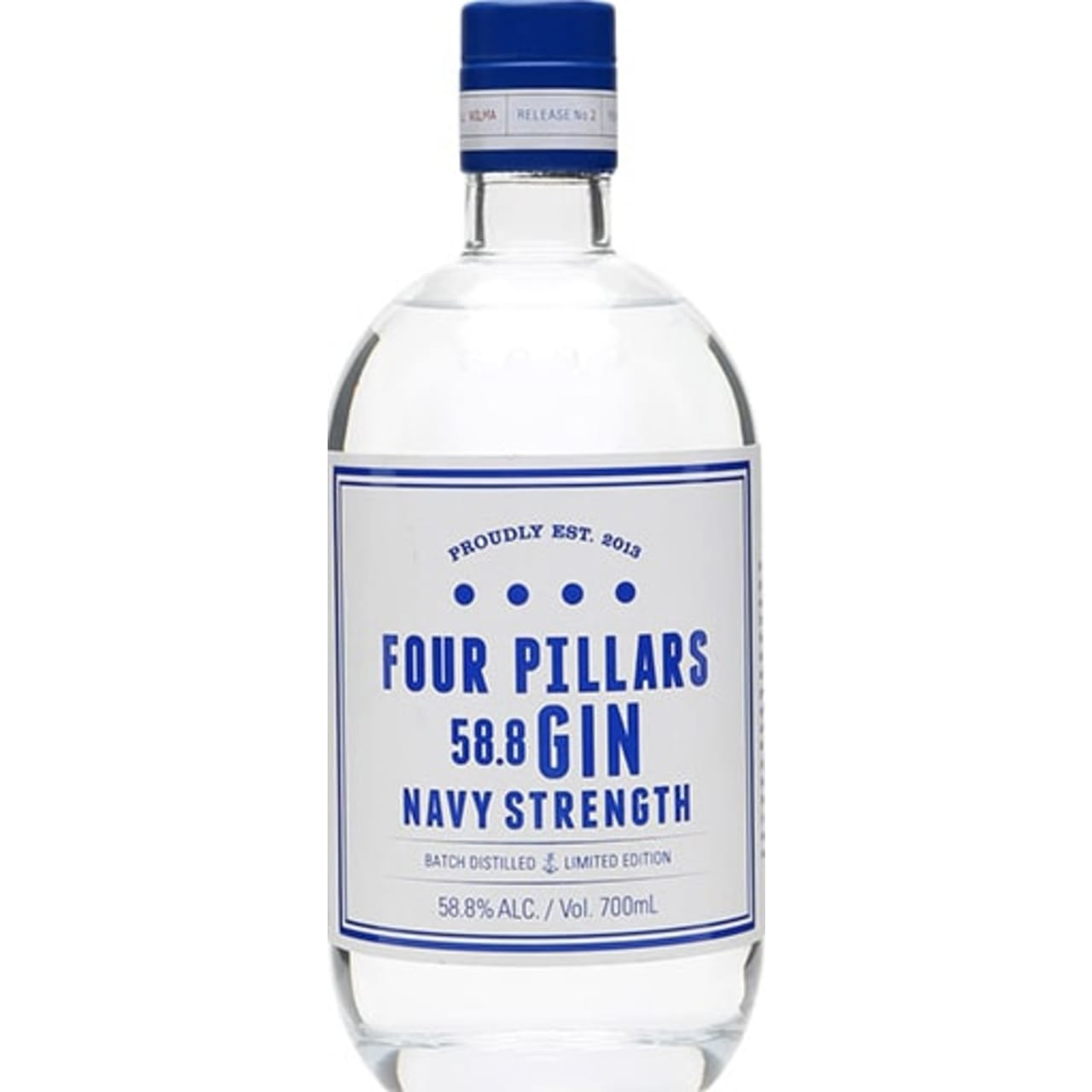 Product Image - Four Pillars Navy Strength Gin