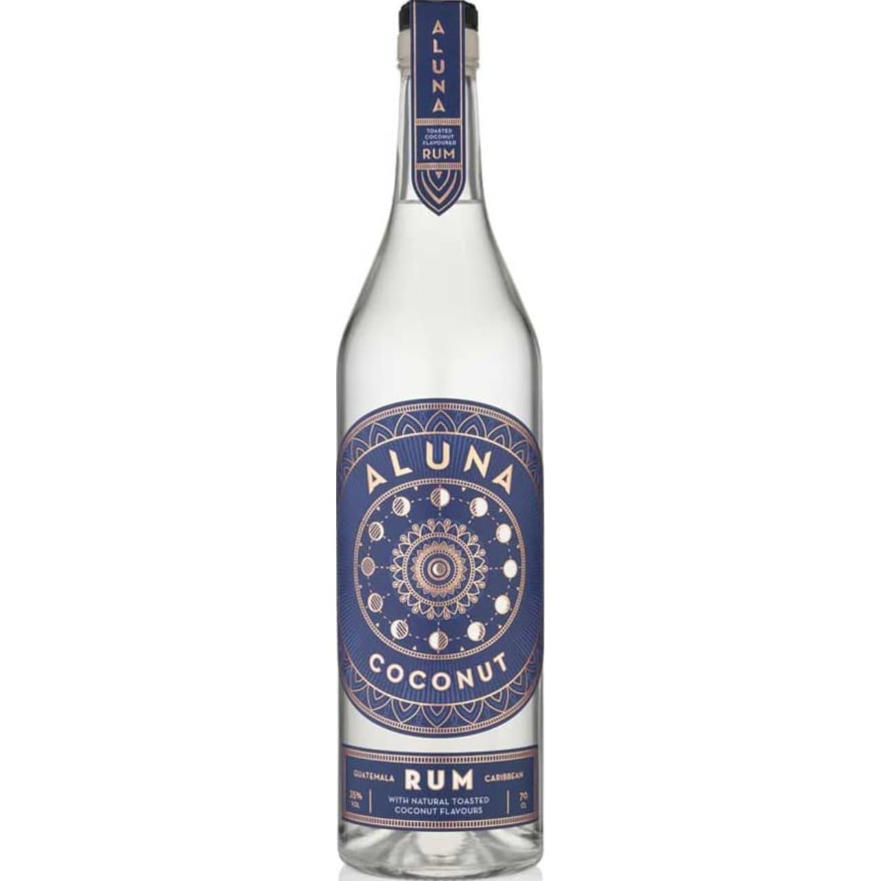 Product Image - Aluna Coconut Rum