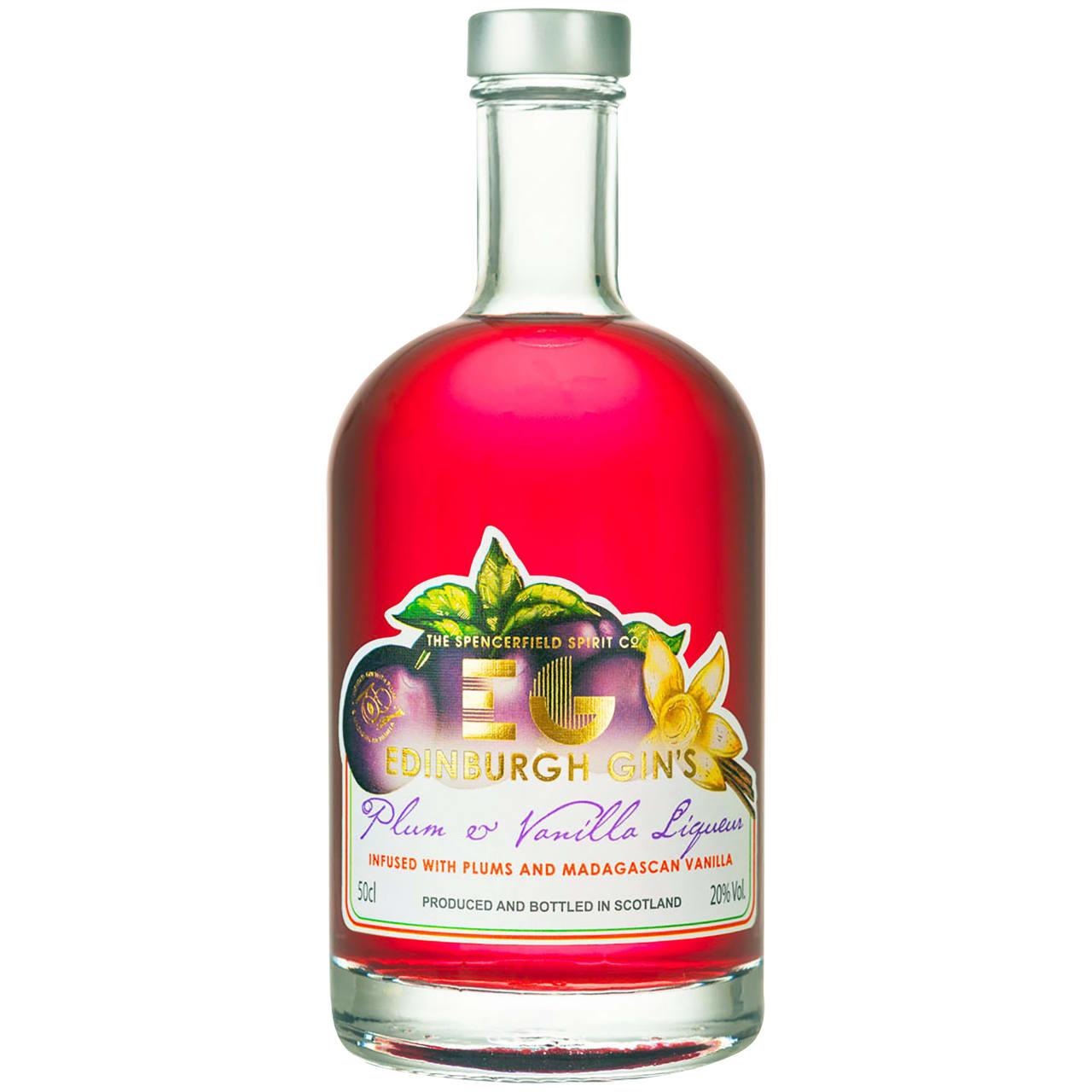 Product Image - Edinburgh Gin Plum & Vanilla Liqueur