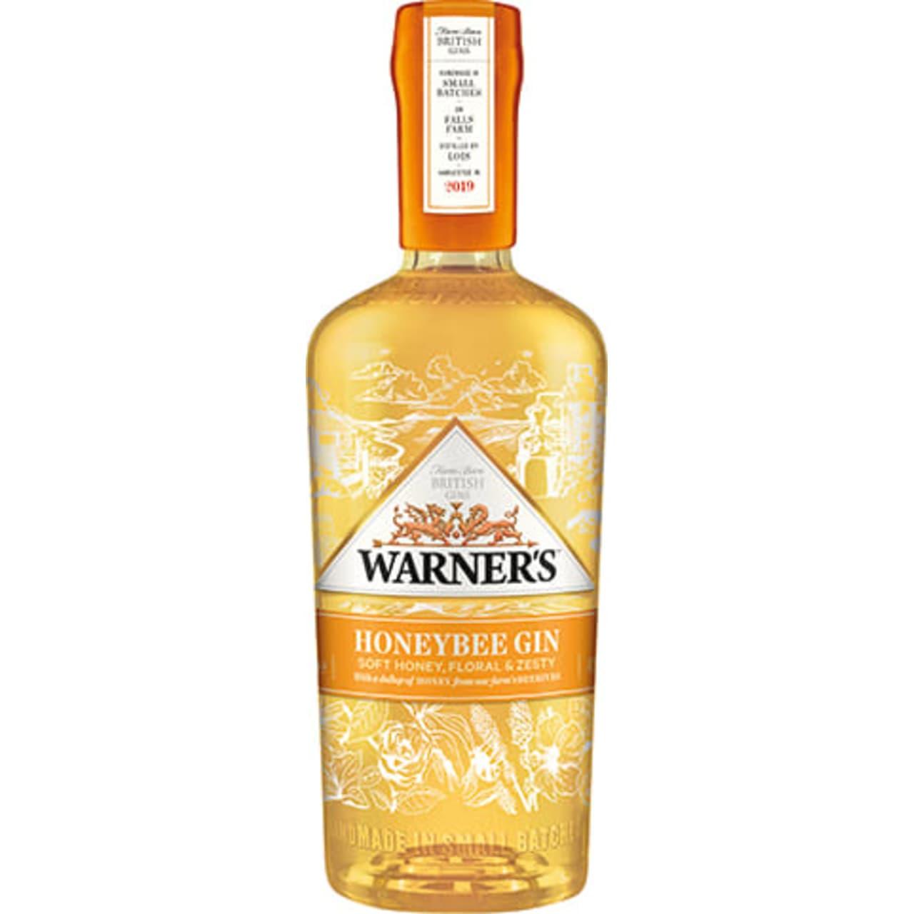 Product Image - Warner's Honeybee Gin