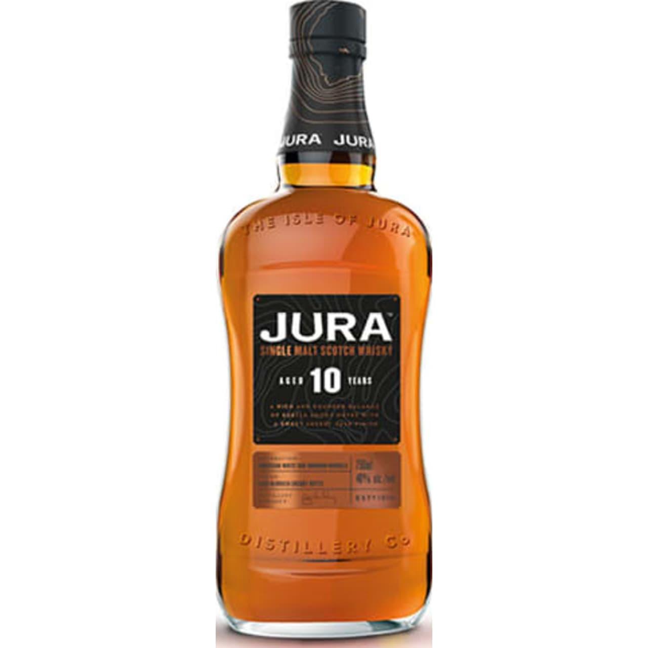 Product Image - Isle of Jura 10yo Single Malt