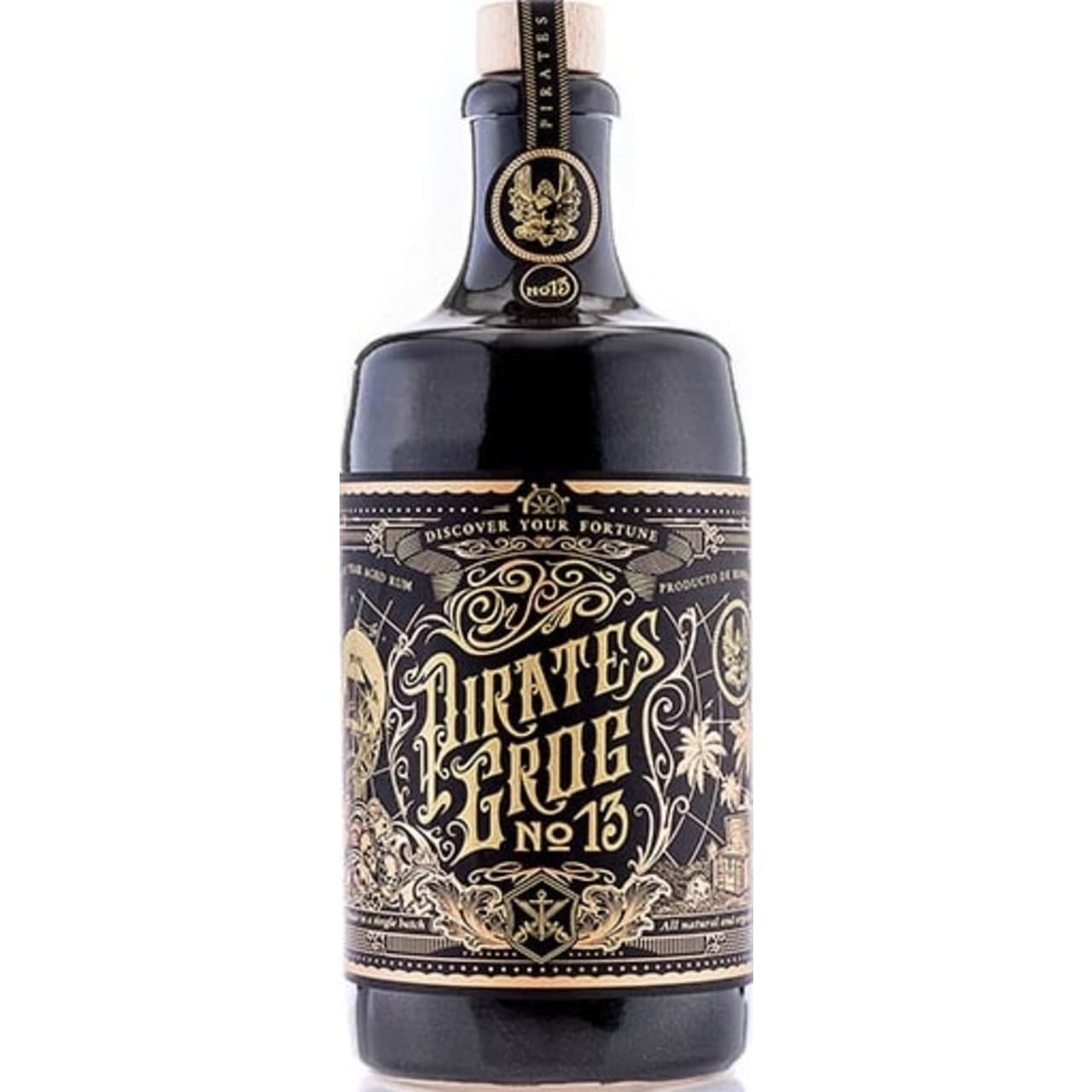 Product Image - Pirate's Grog No. 13 Rum
