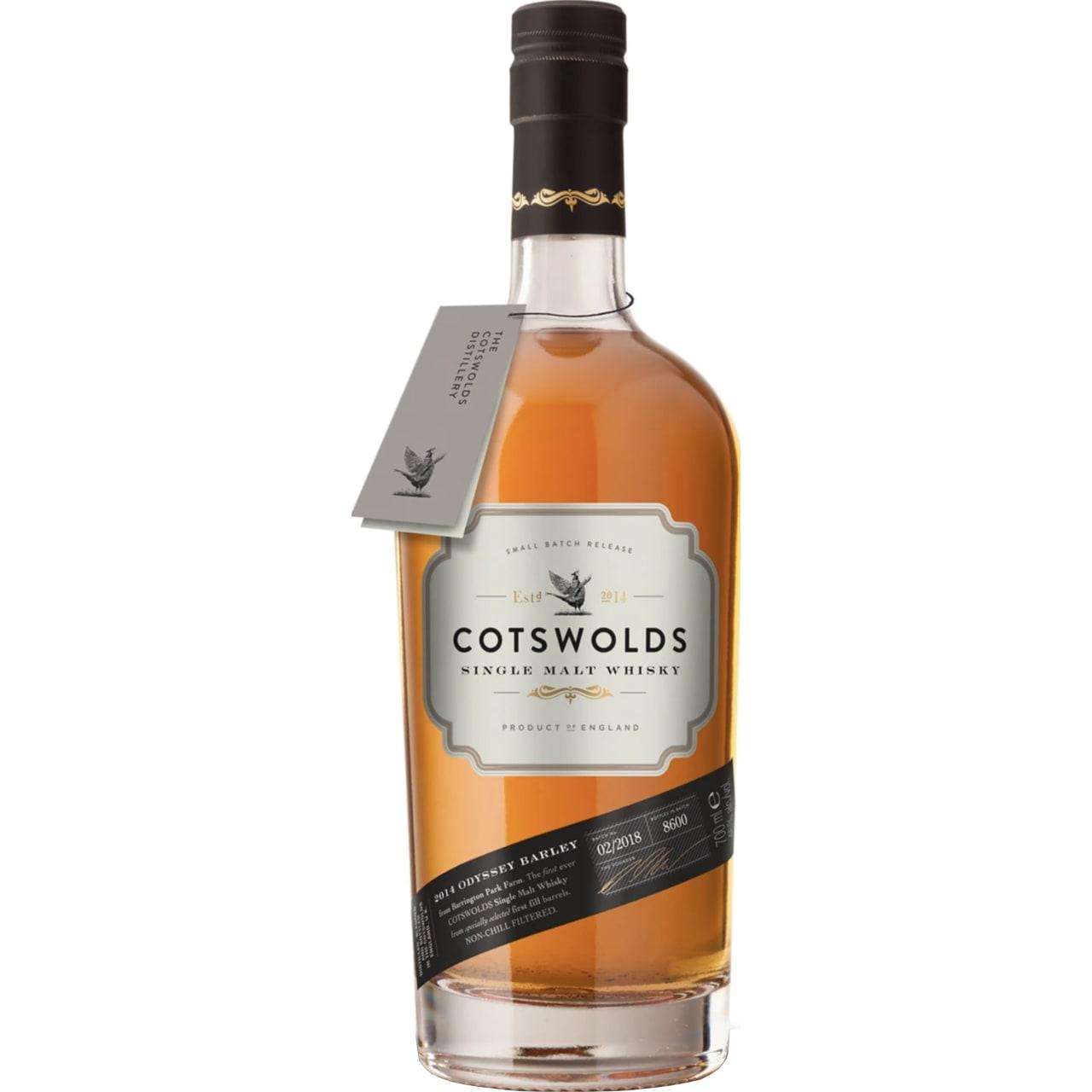 Product Image - Cotswolds Single Malt Whisky