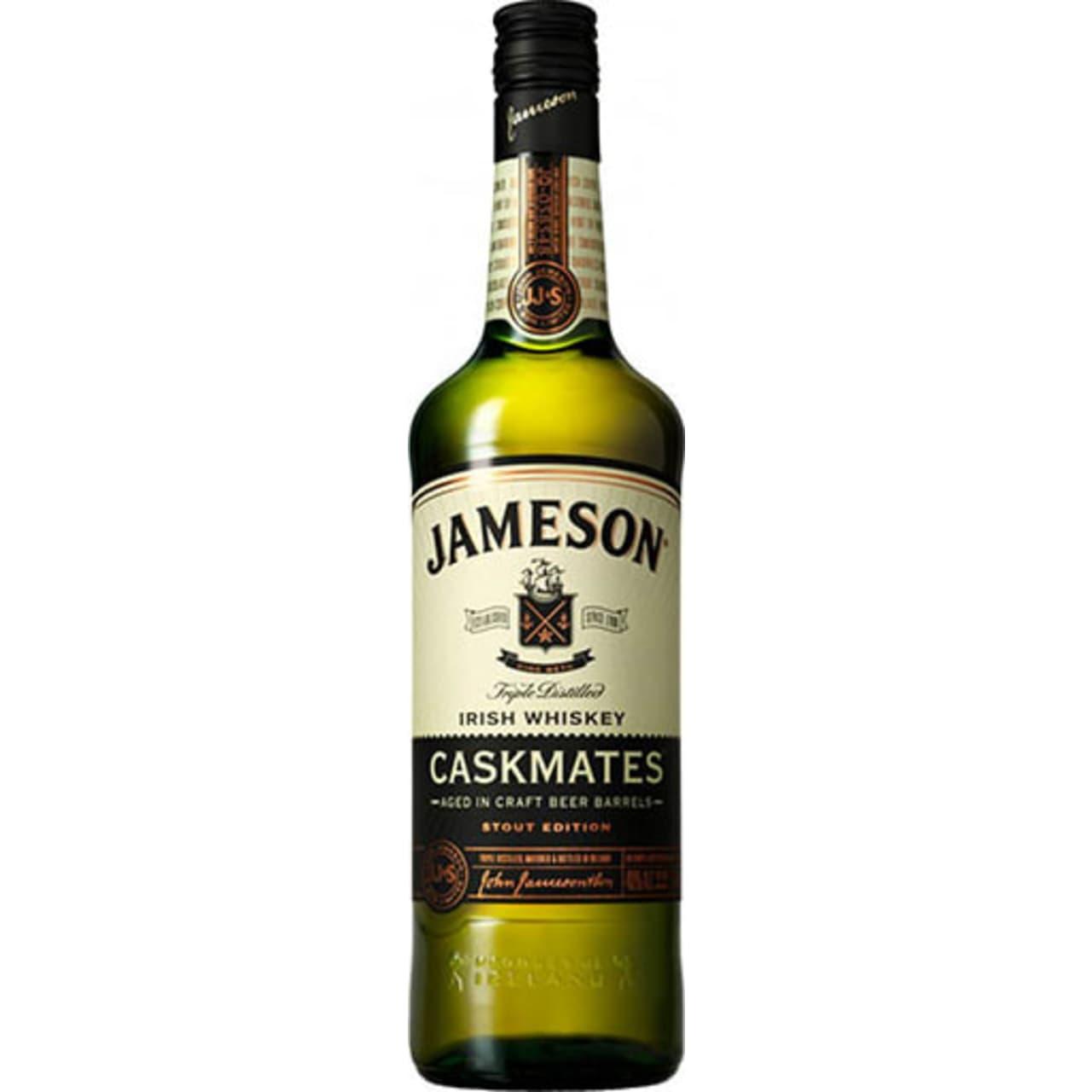 Product Image - Jameson Caskmates Stout Edition Whiskey