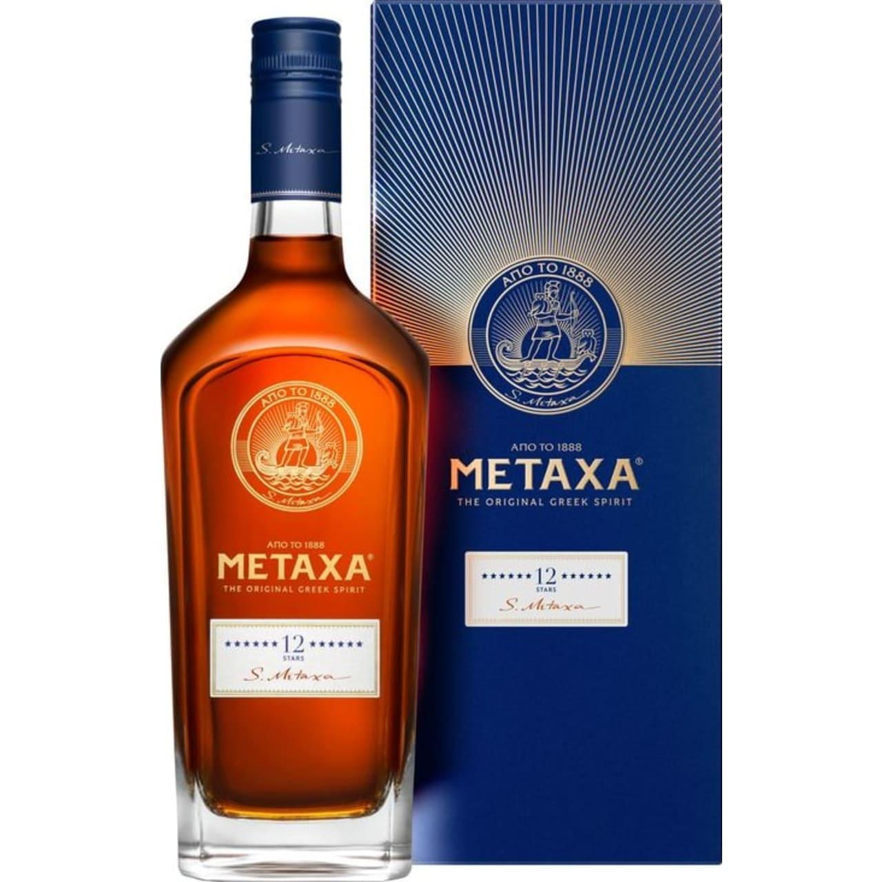 Product Image - Metaxa 12 Stars Brandy