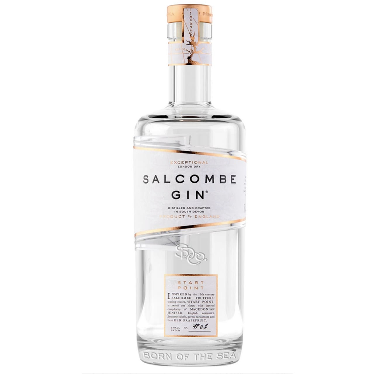 Product Image - Salcombe Gin 'Start Point'