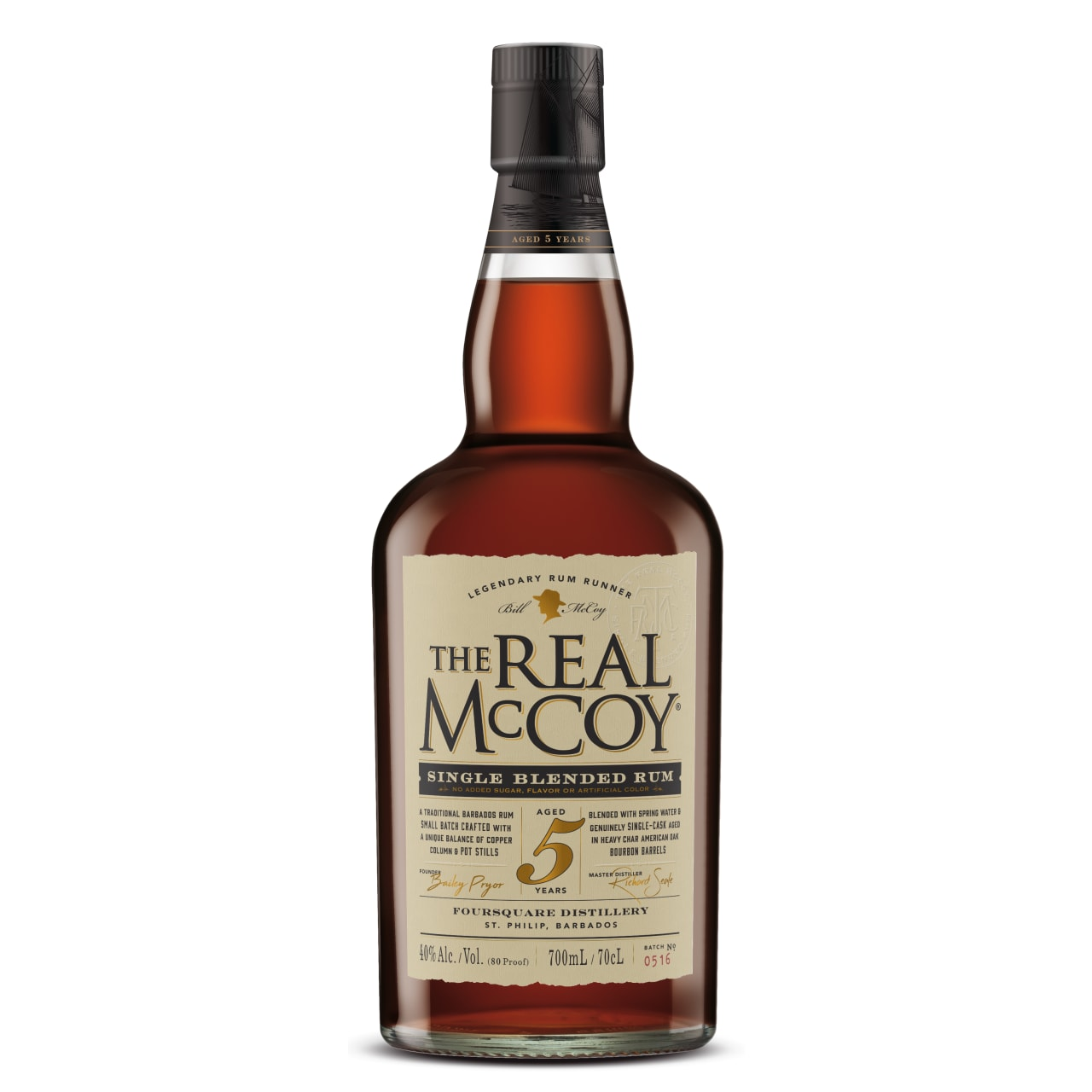 Product Image - The Real McCoy 5yo Rum