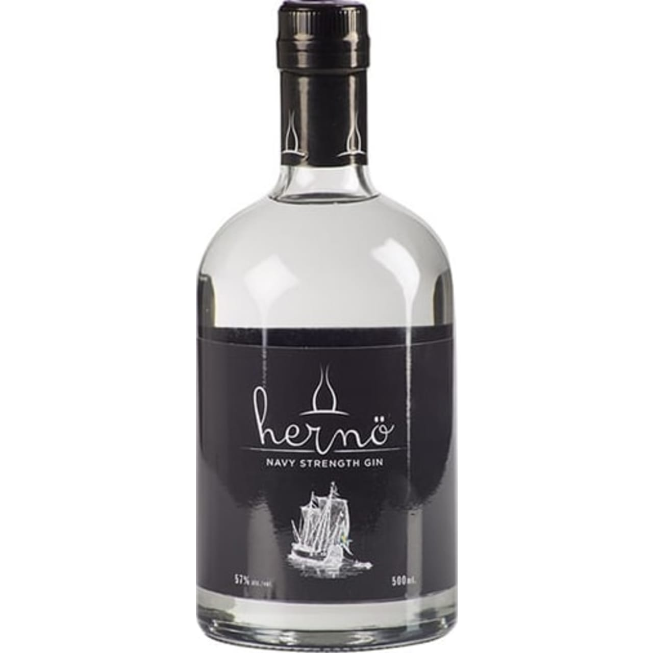 Product Image - Hernö Navy Strength Gin