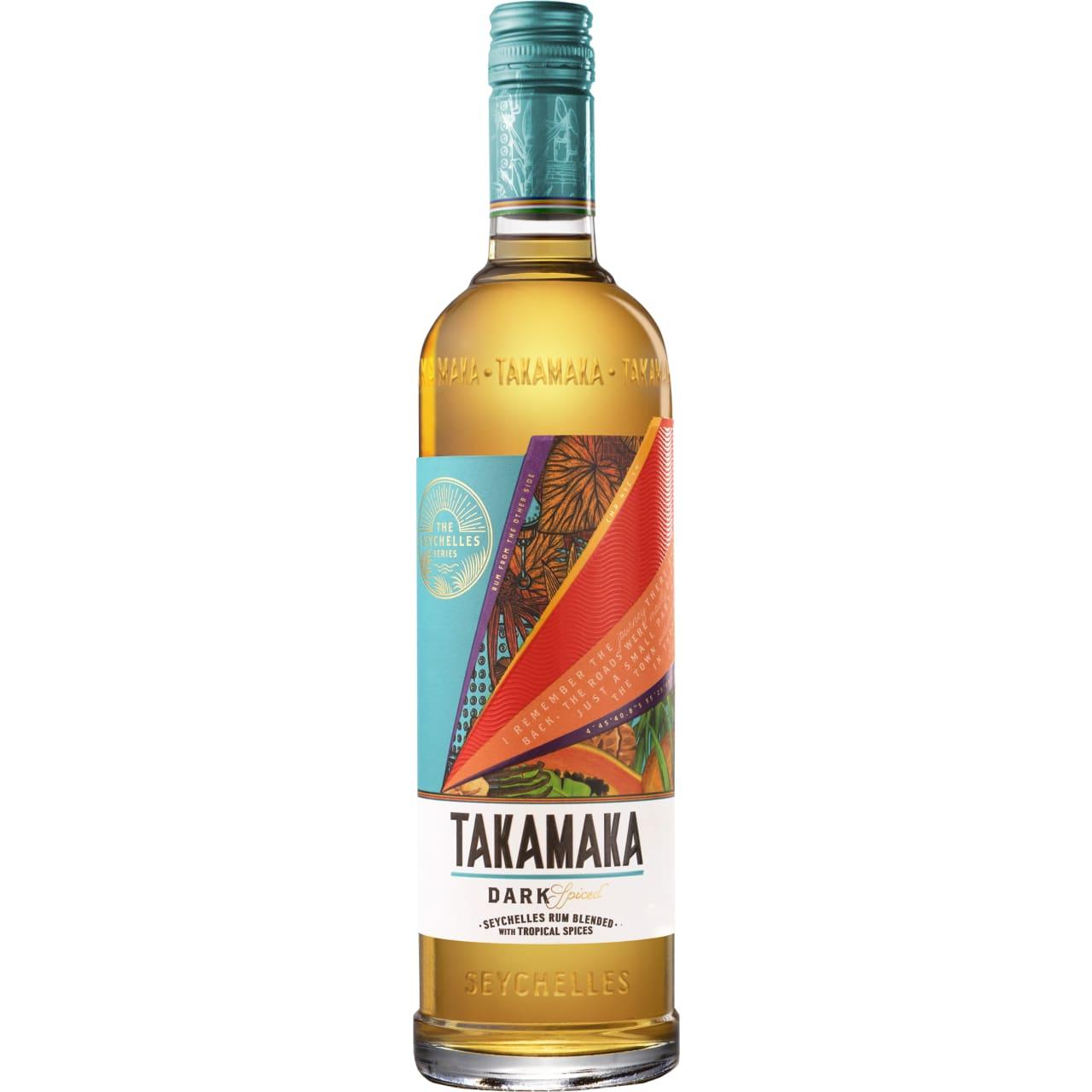 Product Image - Takamaka Spiced Rum