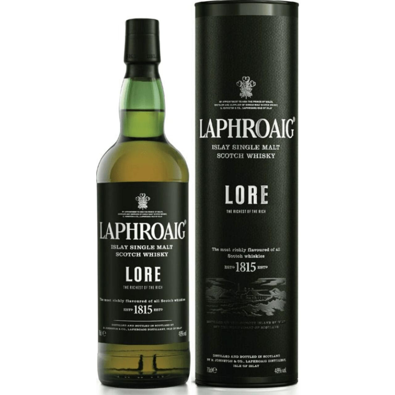 Product Image - Laphroaig Lore Single Malt