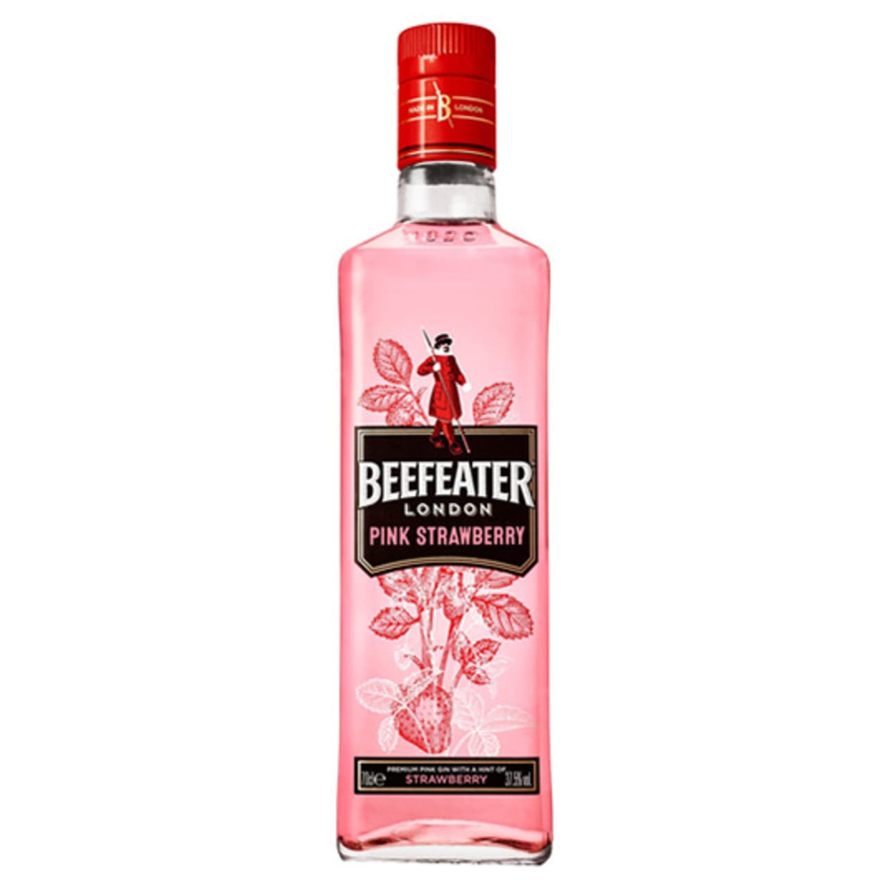 Product Image - Beefeater Strawberry Pink Gin