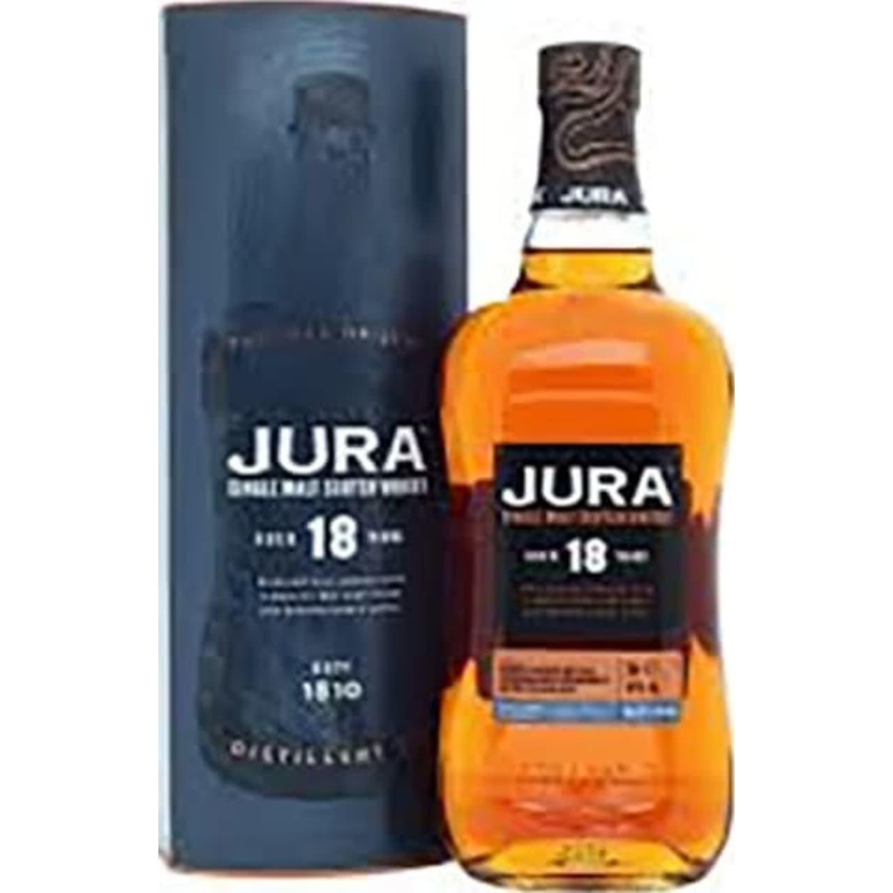 Product Image - Isle of Jura 18yo Single Malt