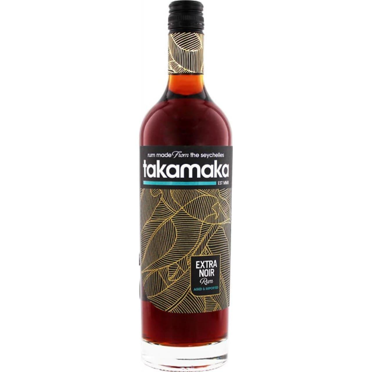 Product Image - Takamaka Extra Noir Rum