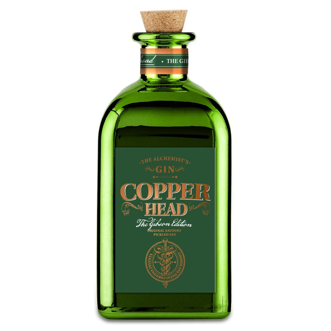 Product Image - Copperhead Gibson Edition Gin