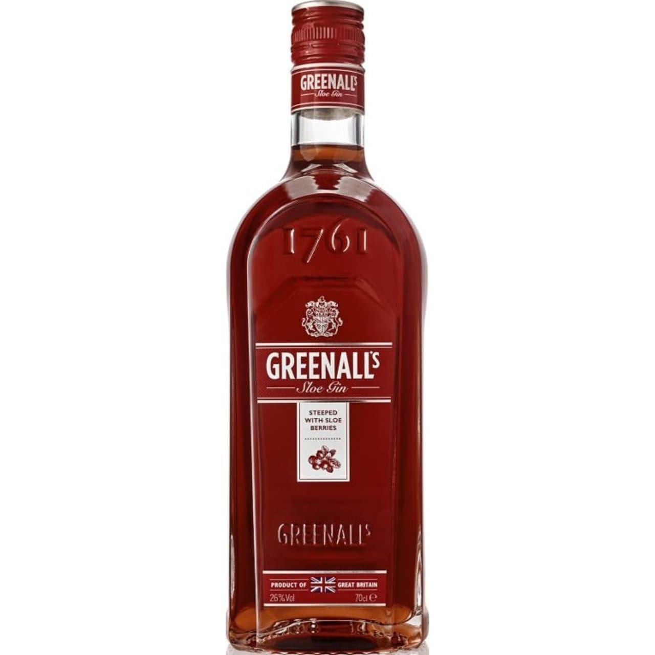 Product Image - Greenall's Sloe Gin
