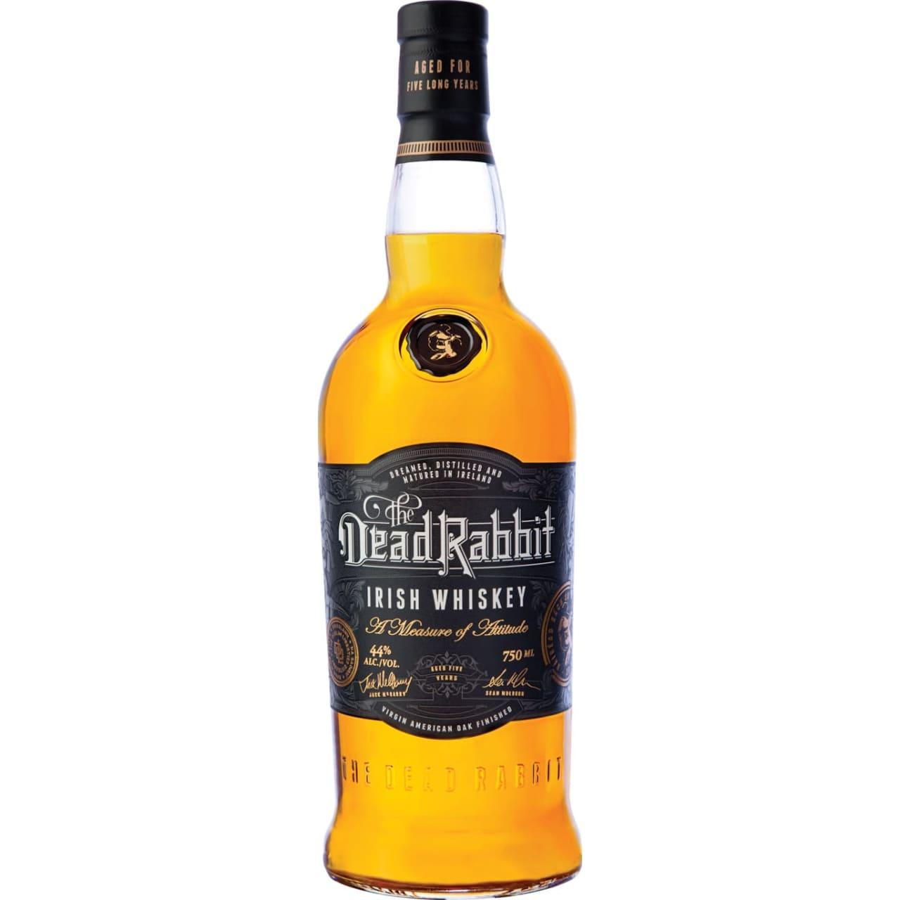 Product Image - The Dead Rabbit Irish Whiskey